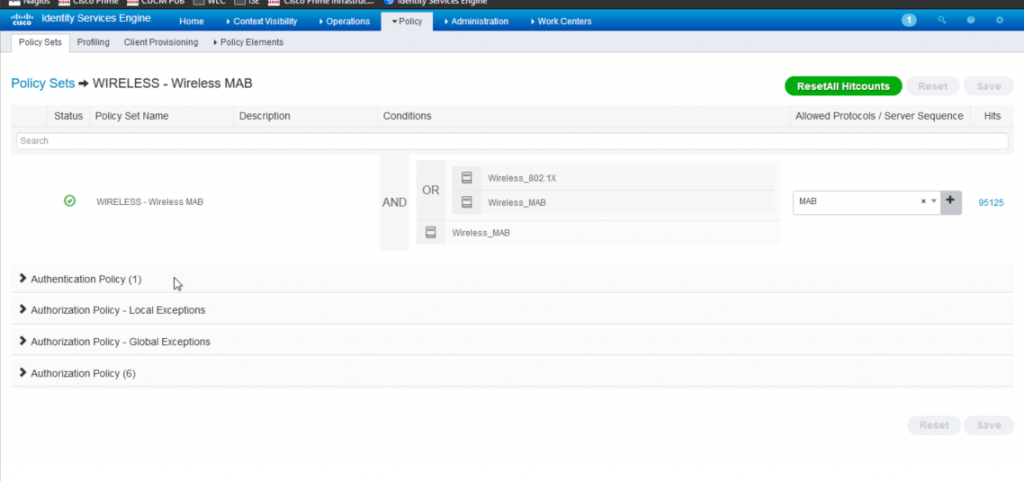 ISE Config 1