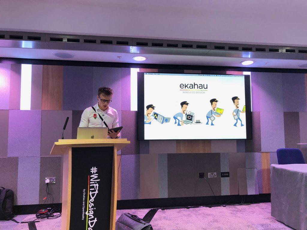 Nick Turner Presenting